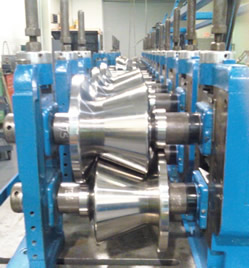 Roll Form Process What Is A Roll Forming Machine